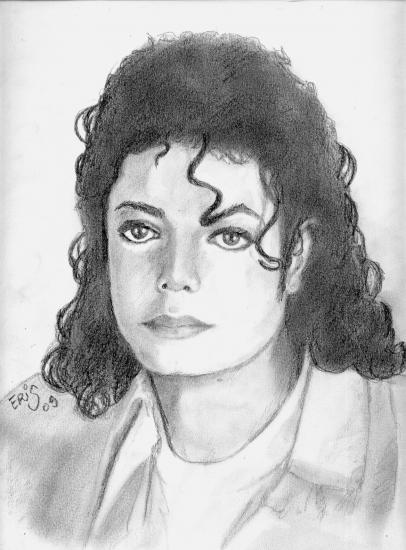 Michael Jackson by rikou